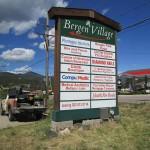 Bergen Village Tenent Monument