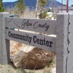 Gilpin County Community Center Monument