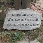 Headstone - Spooner