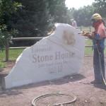 Sandblast - Stone House