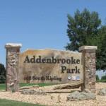 Addenbrooke Park Entry Monument