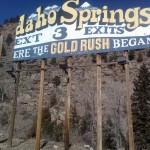 Billboard 1 - Idaho Springs Existing