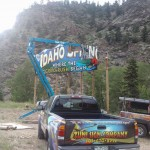 Billboard 3 - idaho Springs - Fabrication 2