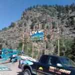 Billboard 5 Idaho Springs - Fabrication