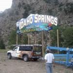 Idaho Springs Billboard