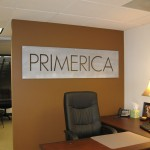 Cut Metal Primerica Lakewood