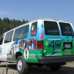Evg Park and Recreation Van