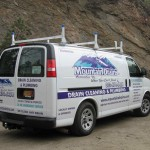 Mountain Drains Van