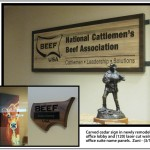 National Cattlemen Beef Wood Denver