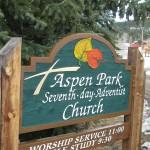 Aspen Park Church Cedar