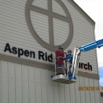 Aspen Ridge Church - Letters