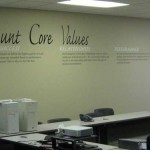 Catamount Wall Vinyl Graphics
