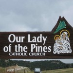 Our Lady of the Pines - Aspen Park