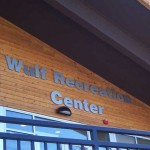 Wulf Recreation Center - Letters